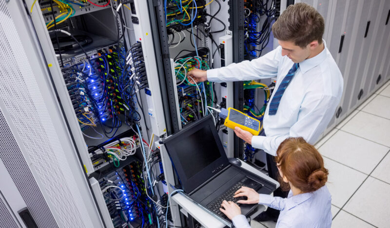 Assistenza Server