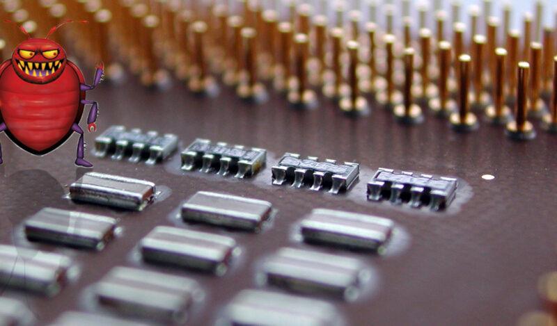 Falle nei microprocessori, risposte a domande frequenti degli utenti
