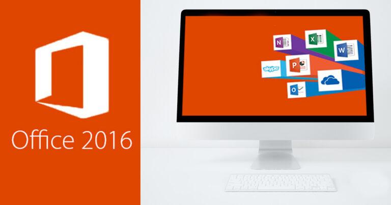 Microsoft Office 2016: la sfida continua…